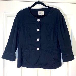 Cleo Cotton Ladie's Jacket